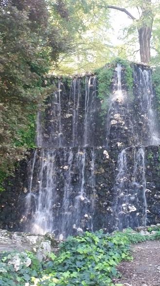 Cascada Parque Fuente del Berro 1