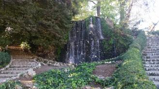 Cascada Parque Fuente del Berro 2