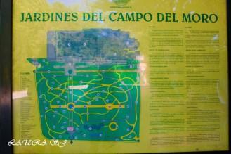 Campo del Moro cartel